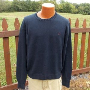 Polo by Ralph Lauren Mens Crewneck Sweater Large